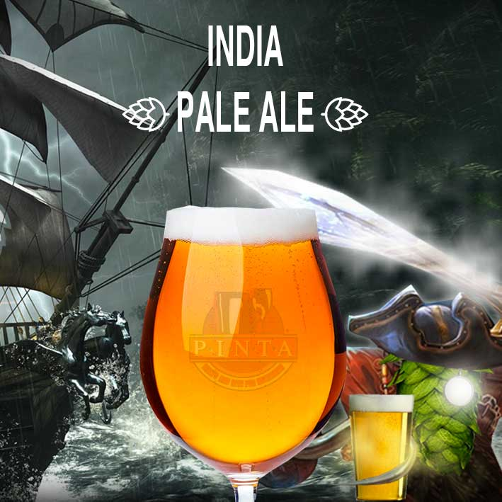 KIT ALL GRAIN - IPA INDIA PALE ALE